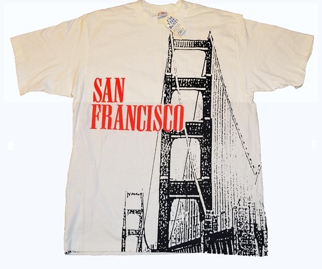 Crazy shirts san francisco t shirt era vintage t for Bespoke shirts san francisco