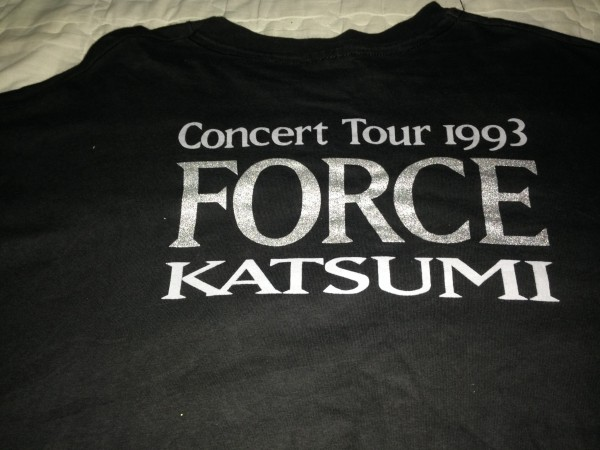 Force Katsumi t shirt