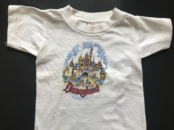 Front of t-shirt