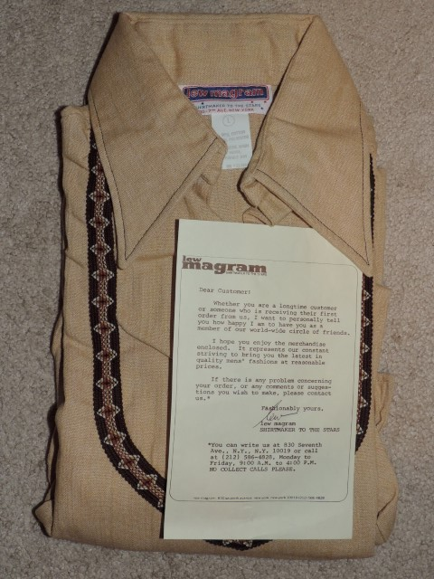 Vintage T-Shirt Forums • Lew Magram Shirtmaker of the Stars
