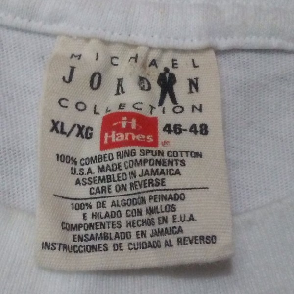 Forums Hanes Shirt Michael Jordan Collection Vintage T • 4L35ARj