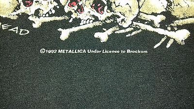 metallica under license to brockum
