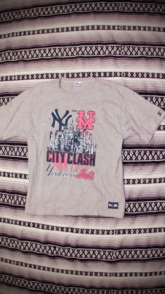 mets yankees city clash tee