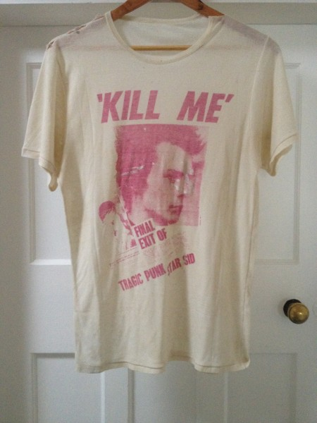 Sid Vicious T Shirt