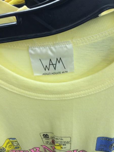 WAM label