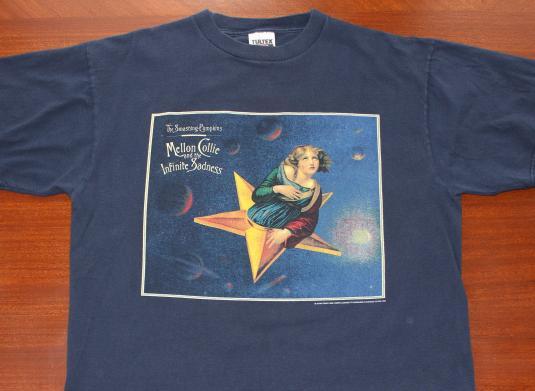 6e0c08bf303 Smashing Pumpkins Infinite Sadness Tour 1995 t-shirt XL