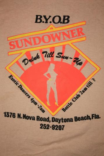 sundowners canada strip club