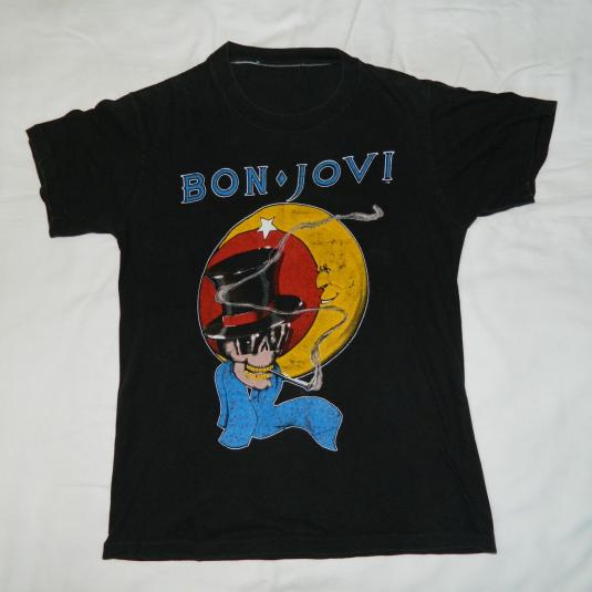 vintage bon jovi shirt eBay