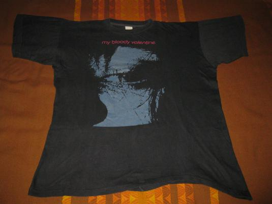 1988 MY BLOODY VALENTINE FEED ME WITH YOUR KISS VTG SHIRT