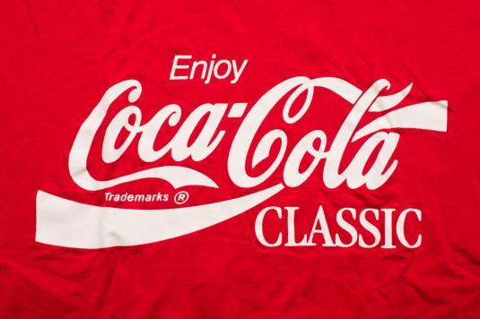 e093b341117 Coca-Cola Classic T-Shirt