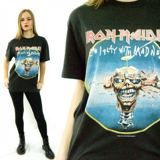 Iron Maiden - Can I Play With Madness - …