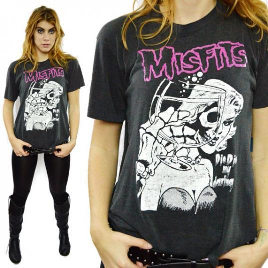 Punk shirt t vintage