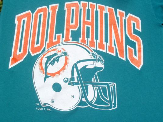 Miami Dolphins NFL Throwback T-Shirt