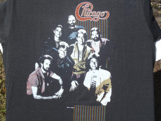 Chicago  Tour Shirt