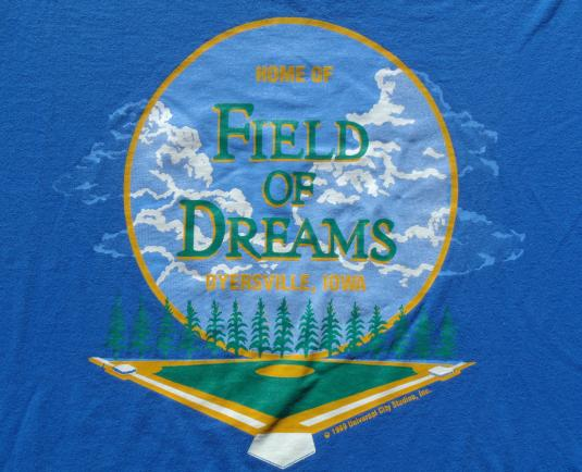 Build A Ford >> Vintage 1980s Field of Dreams Dyersville IA T Shirt XL