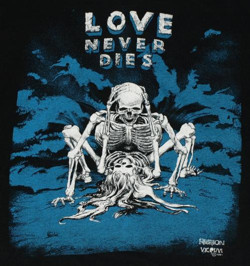 true love never dies skeletons