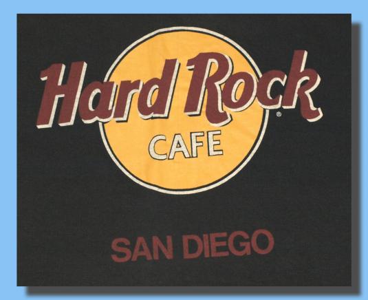 Hard Rock Cafe T Shirts Sale Malaysia