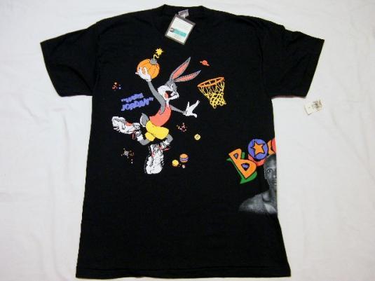 90a43b4a35a51e Dead Stock Vintage Nike Air Hare Jordan Space Jam T-Shirt