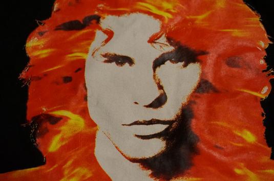 sc 1 st  Defunkd & Vintage Jim Morrison The Doors Movie Val Kilmer T-Shirt L/XL