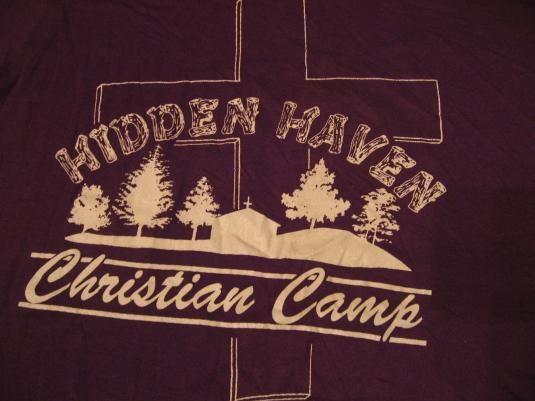 t shirts christian Vintage