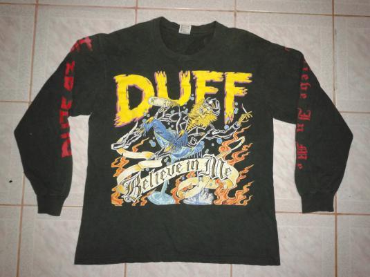 vintage duff mckagan guns n roses t