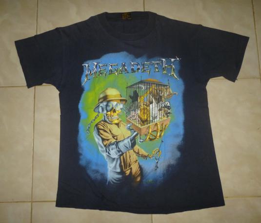 Vintage Megadeth 1993 T-Shirt