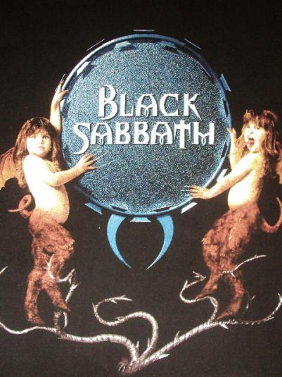 Black Sabbath Shirts Vintage Vintage Black Sabbath Reunion