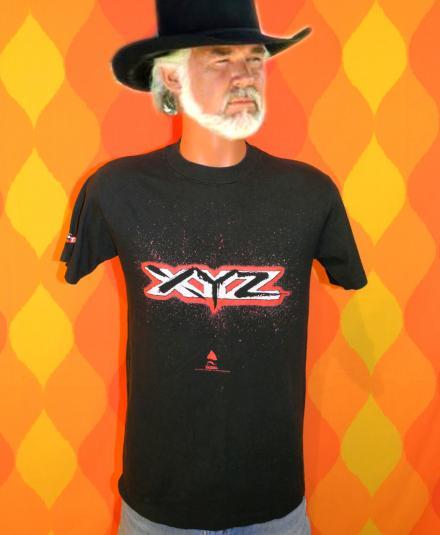 vintage XYZ hard rock ...