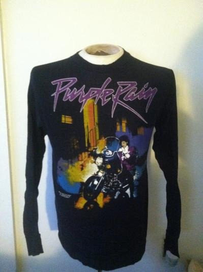 Vintage prince t shirt — photo 15