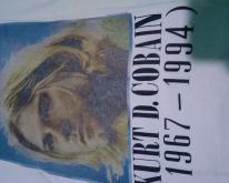 kurt cobain painting 94