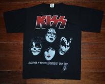 Kiss Band by Tour Champ 1996-97