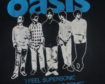OASIS 1994 'SUPERSONIC' PROMO