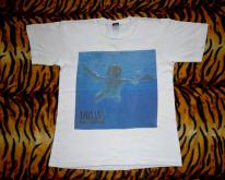 NIRVANA 1991 'NEVERMIND' SCREEN STARS S