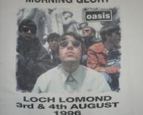 OASIS 1996 LOCH LOMOND CONCERT
