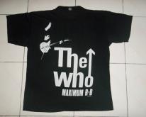 THE WHO 1989 MAXIMUM RnB