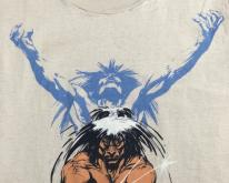 Vintage 1978 Neal Adams Barbarian Comic Book Artist T-Shirt
