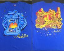 1992 Walt Disney Aladdin Cave of Wonders  XL
