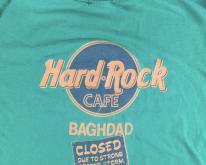 1991 Desert Storm Baghdad Hard Rock Cafe