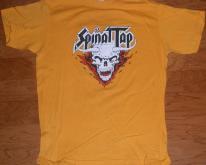 Spinal Tap 1984 tour