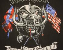 MOTORHEAD  1991 US tour