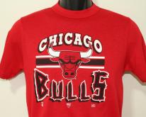 Chicago Bulls 1992  red Garan  Small