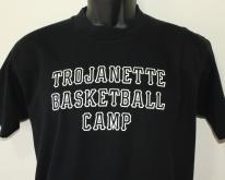 Trojanette Basketball Camp  Velva Sheen  L/M