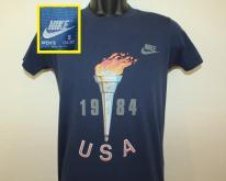 Nike blue tag USA Olympics 1984 vtgnavy blue XS/S 80s