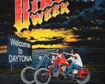 Daytona Beach Bike Week 1995 w/ Choppers