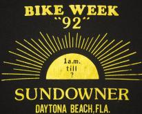 Sundowner Bike Week '92 Strip Club