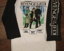 Star Wars Revenge of the Jedi salesman sample .  1983