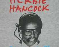 HERBIE HANCOCK 1984 FUTURE SHOCK TOUR  80s
