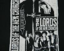 LORDS OF THE NEW CHURCH 80s  STIV BATORS tour