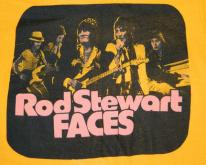 THE FACES 70S ROD STEWART  tour concert small