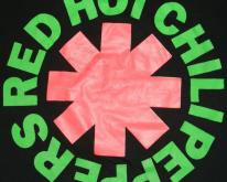 Vintage 1989 RED HOT CHILI PEPPERS Tour T-Shirt 80s
